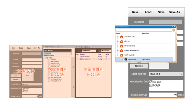 Modbus Device Editor