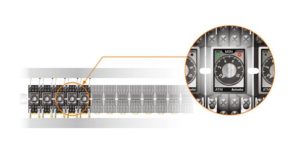 微型,超小型计时器是节省空间的理想选