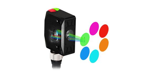 Autonics 色标传感器