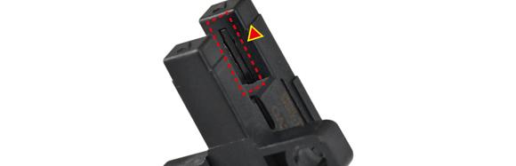 发光器/收光器保护设计