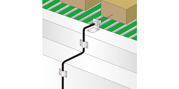 耐弯曲型(R1)光纤线